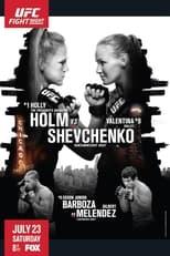 UFC on Fox 20: Holm vs. Shevchenko
