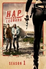 Hap and Leonard 1ª Temporada Completa Torrent Dublada e Legendada