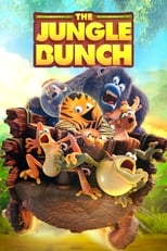 Image The Jungle Bunch (Les as de la jungle) (2017)