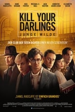 Filmposter: Kill Your Darlings - Junge Wilde