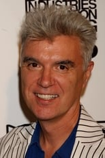Poster for David Byrne