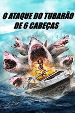 Imagen 6-Headed Shark Attack