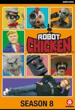 Robot Chicken: Season 8 (2015)