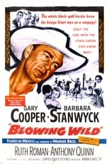 Blowing Wild (1953) Box Art