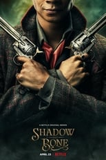 Poster Image for TV Show - Shadow and Bone