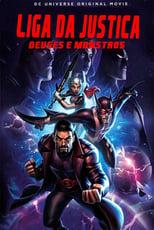 Liga da Justiça: Deuses e Monstros (2015) Torrent Dublado e Legendado