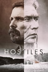 Official movie poster for Hostiles (2017)