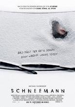 Schneemann: Als Detective Harry Hole in Oslo das Verschwinden eines Opfers im ersten Schnee des Winters untersucht, befürchtet er, dass ein nie gefasster Serienmörder wieder aktiv geworden sein könnte, der es auf junge Mütter abgesehen hat. Mit der Hilfe der brillanten Rekrutin Katrine Bratt muss der Polizist, der einer Eliteeinheit für die Untersuchung von Mordfällen angehört, den Täter fassen, bevor es zu den nächsten Schneefällen kommt. Als dann noch seine Freundin Rakel in das Visier des Killers gerät, entwickelt sich ein mörderisches Duell.