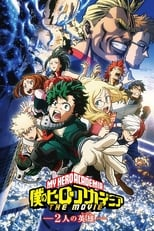 My Hero Academia: 2 Heróis – O Filme (2018) Torrent Dublado e Legendado