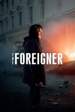 Official movie poster for The Foreigner (2017)