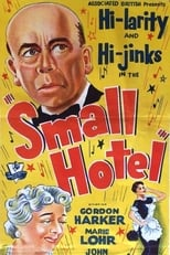 Small Hotel (1957) Box Art