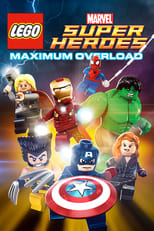 LEGO Marvel Super Heroes Maximum Overload (2013) Torrent Dublado
