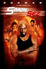 Official movie poster for Simon Sez (1999)