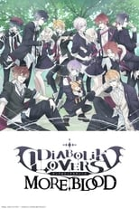 Diabolik Lovers 1ª Temporada Completa Torrent Dublada e Legendada