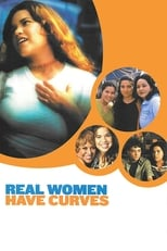 Official movie poster for Real Women Have Curves (2002)