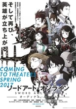 Gekijô-ban Sôdo Âto Onrain: Sword Art Online – Ôdinaru sukêru – (2017) Torrent Legendado