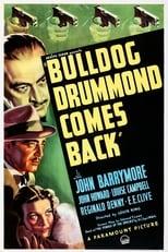 Bulldog Drummond Die Rache der schwarzen Witwe