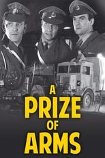 A Prize of Arms (1962) Box Art