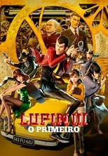Lupin III: The First (2019) Torrent Dublado e Legendado