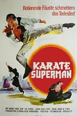 Karate Superman