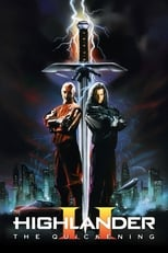 Poster Image for Movie - Highlander II: The Quickening