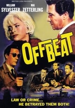 Offbeat (1961) Box Art
