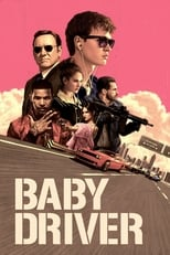 Filmposter: Baby Driver
