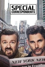 Correspondentes Especiais (2016) Torrent Dublado e Legendado