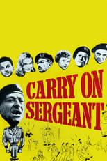 Carry On Sergeant (1958) box art