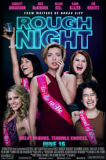 Rough Night small poster