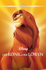 """Der König der Löwen: Unter der Obhut seines Vaters Mufasa wächst der Löwenjunge Simba unbeschwert heran und soll eines Tages dessen Platz als König einnehmen. Aber bis dahin ist es ein langer Weg, der Simbas ganzen Mut erfordert. Stets begleitet von seinen witzigen Freunden Timon und Pumbaa und deren urgemütlicher Lebensphilosophie """"Hakuna Matata"""", muss Simba sich seiner größten Herausforderung stellen: dem Kampf mit dem hinterhältigen Scar um die Herschaft über das """"geweihte Land"""" ..."""