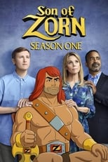 Son of Zorn 1ª Temporada Completa Torrent Dublada e Legendada
