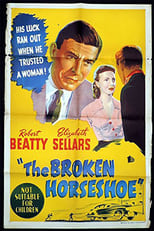 The Broken Horseshoe (1953) Box Art