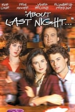 VER ¿Qué pasó anoche? (1986) Online Gratis HD