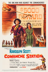 Comanche Station (1960) Box Art