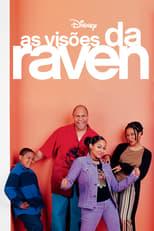As Visões da Raven 1ª Temporada Completa Torrent Dublada e Legendada