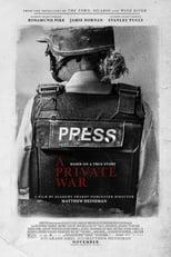 film A Private War streaming
