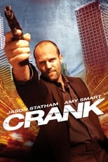 Crank (2006) Box Art