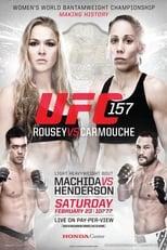 UFC 157: Rousey vs. Carmouche
