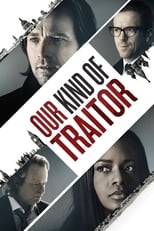 Filmposter: Our Kind of Traitor