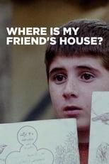 Wo ist das Haus meines Freundes?