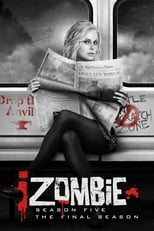 iZombie 5ª Temporada Completa Torrent Legendada