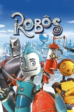 Robôs (2005) Torrent Dublado e Legendado