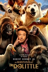 As Aventuras do Dr. Dolittle (2020) Torrent Dublado e Legendado