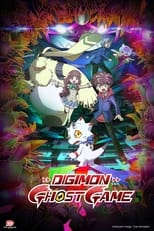 Nonton anime Digimon Ghost Game Sub Indo