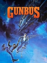 Gunbus (1986) Box Art