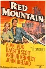Red Mountain (1951) Box Art