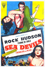 Sea Devils (1952) Box Art