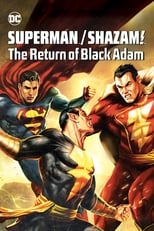 Image Superman/Shazam!: O Retorno do Adão Negro