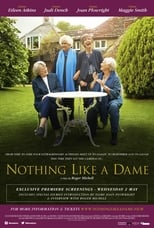 Poster for Nothing Like a Dame